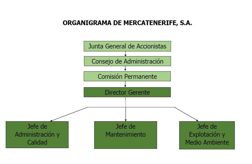 2016 ORGANIGRAMA MERCATENERIFE